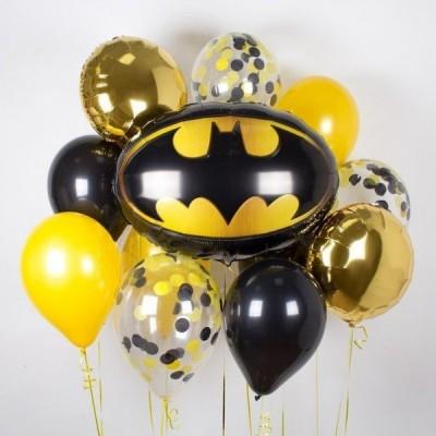 Гелиевые шарики Бэтмен