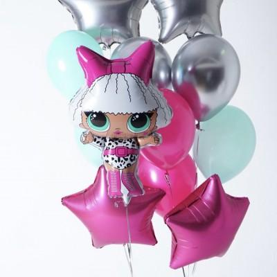 Воздушные шары LOL