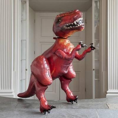 Ходячие воздушные шары Динозавр