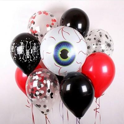 Гелиевые шарики Хэллоуин Всевидящее Око