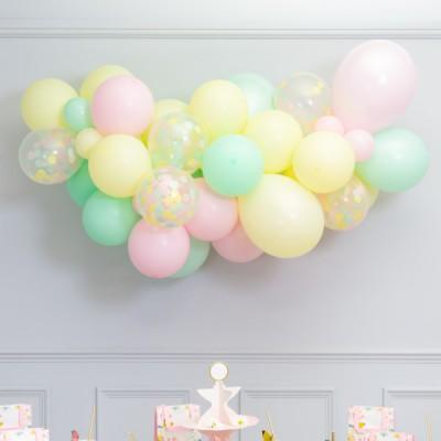 Гирлянда из воздушных шаров Macaroons, 2 м