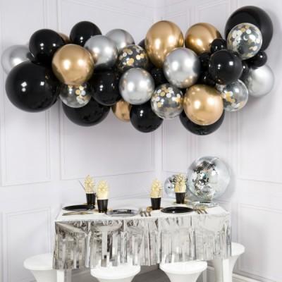 Гирлянда из воздушных шаров Блеск и Гламур, 2 м