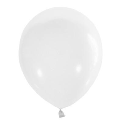 Шар белый воздушный White