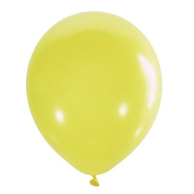 Желтый воздушный шар Yellow
