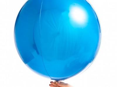 Шар сфера Синий