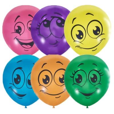 Воздушные шарики Улыбки