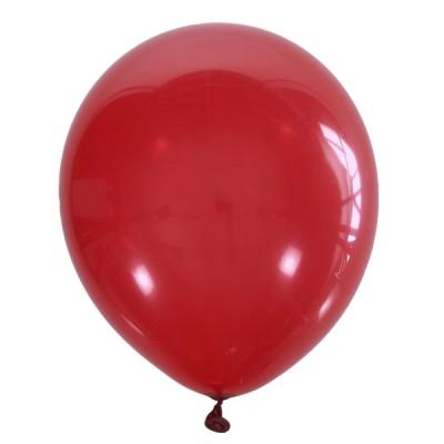 Красный воздушный шарик Cherry Red