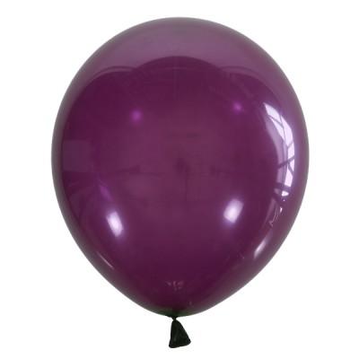 Фиолетовый воздушный шар Dark Violet