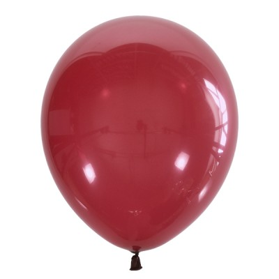 Бордовые шарики Burgundy