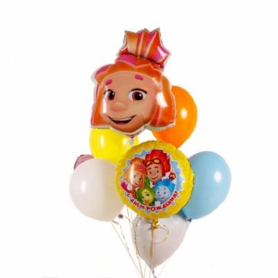 Фольгированные шары Фиксики Симка
