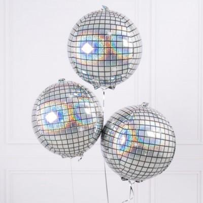 Воздушные шары сфера Диско-Шар