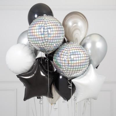 Набор воздушных шаров Диско-Шар