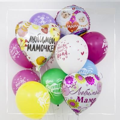 Букет шаров для Мамы
