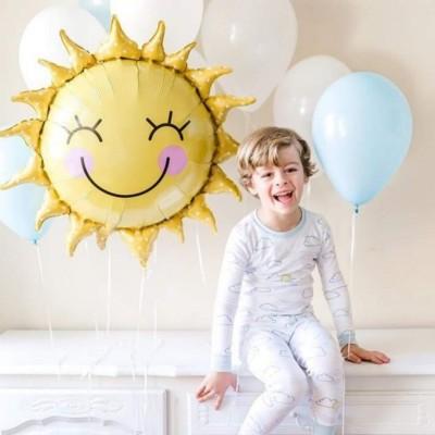 Воздушные шары Солнышко