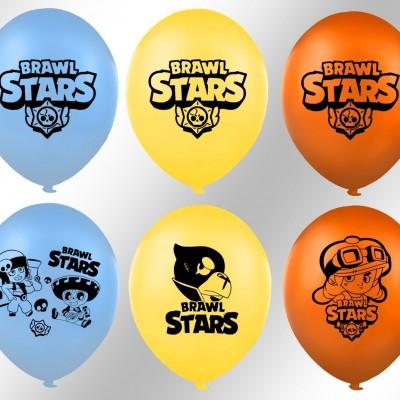 Brawl Stars шары воздушные