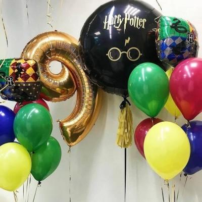 Воздушные шарики Гарри Поттер
