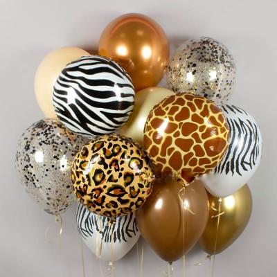 Воздушные шары Африка