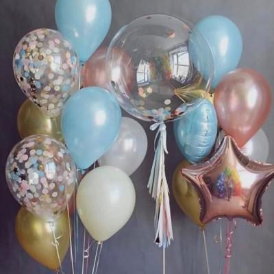Набор воздушных шаров Нежность