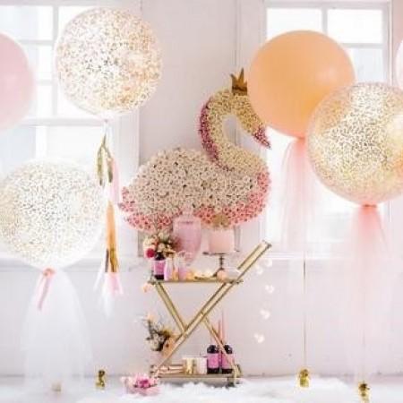 Детский Праздник. Идеи с воздушными шарами.