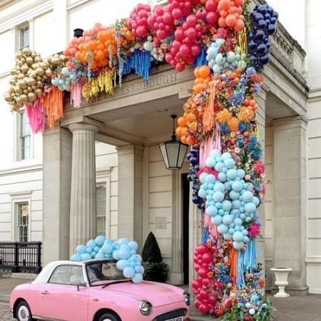 Какие воздушные шары выбрать для вечеринки?