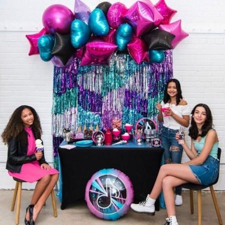 Праздник с воздушными шарами. 10 вариантов декора стильной вечеринки.
